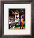 Rajon Rondo, Game Six of the 2008 NBA Finals Framed Photographic Print