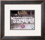 1917 White Sox World Series Champions Framed Photographic Print