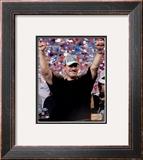 Bill Cowher Framed Photographic Print