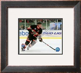 Jonathan Toews 2008-09 NHL Winter Classic Framed Photographic Print
