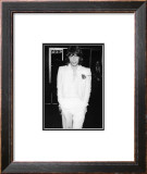 Mick Jagger in White Suit Prints