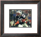 Corey Dillon - Hand Signed Photograph Framed Photographic Print