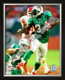 Ricky Williams 2008 Framed Photographic Print