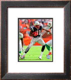 Randy Moss Framed Photographic Print