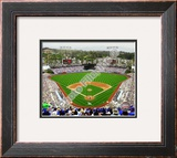 Dodger Stadium Framed Photographic Print