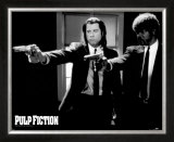 Pulp Fiction Art