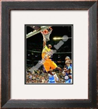Kobe Bryant - '09 Playoffs Framed Photographic Print