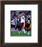 Joe Theisman Framed Photographic Print