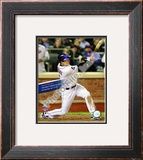 David Wright - First Mets HR 2009 Citi Field Inaugural Game Framed Photographic Print