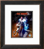 Dan Marino - Hall of Fame Composite Framed Photographic Print