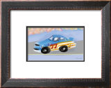 Racecar Print by Anthony Morrow