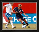 Taylor Twellman Framed Photographic Print