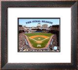 Yankee Stadium 2008 - The Final Season Framed Photographic Print