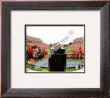 Howard's Rock at Memorial Stadium Clemson University 2004 Framed Photographic Print
