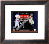 Tom Seaver Final Game at Shea Stadium 2008 Framed Photographic Print