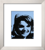 Jackie, c.1964 (Smiling) Posters by Andy Warhol
