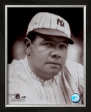 Babe Ruth - classic portrait - ©Photofile Framed Photographic Print