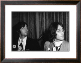 Paul McCartney and John Lennon Posters