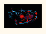 Auto Neon IV Prints by Didier Mignot