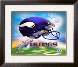 2009 Minnesota Vikings Framed Photographic Print