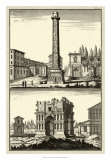 The Column of Trajan Giclee Print by Denis Diderot