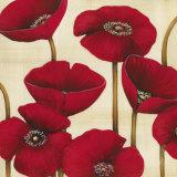 Bouquet Rouge Plakater av  Maja