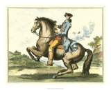 Equestrian Training IV Giclee Print by Denis Diderot