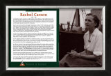 Women of Science - Rachel Carson Prints