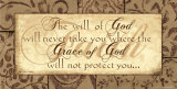Grace Of God Prints by Jo Moulton