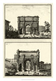 The Arch of Constantine Affischer av Denis Diderot