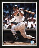 Thurman Munson - batting - ©Photofile Framed Photographic Print