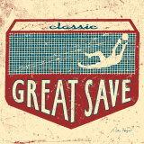 Great Save Prints by Peter Horjus