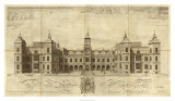 Hatfield House Giclee Print