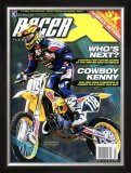 March Racer X Motorcycle, c.2003 Framed Giclee Print