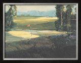 The 1st Tee Art by Ted Goerschner