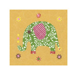 Elephant Posters by Rachel Taylor