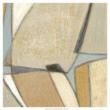 Structured Abstract II Giclee Print by Norman Wyatt Jr.