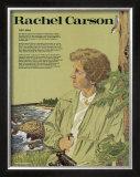 Rachel Carson Posters