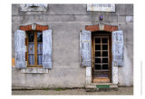 Weathered Doorway VI Prints by Colby Chester