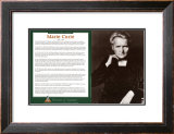 Women of Science - Marie Curie Print