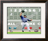 Carl Crawford Framed Photographic Print