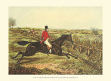 The English Hunt III Art by Henry Alken