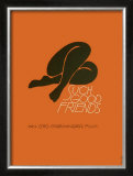 Such Good Friends Framed Giclee Print