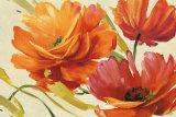 Flamboyant III Posters par Lisa Audit