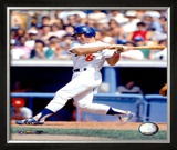 Steve Garvey - Batting Action Framed Photographic Print
