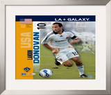 Landon Donovan Framed Photographic Print