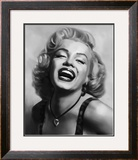 Marilyn Posters by Tom Croft