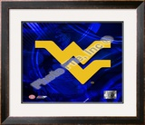 The West Virginia University Mountaineers Framed Photographic Print