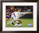 Kyle Beckerman 2008 Soccer Action; 92 Framed Photographic Print