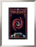 Rush, 2002 Posters by Bob Masse